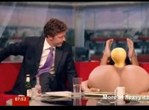 BBC Breakfast Sex Toy Demonstration