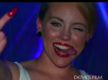 Miley Cyrus Wrecking Ballz Porn Parody