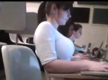 Big Tits Spy Cam