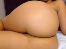 Asian Butt Play