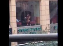Starbucks Masturbator