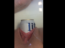 Birthing a Beer Can