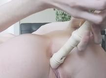 Pussy Fluting Around…